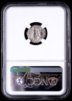 Caracalla AD 198-217 - Roman Empire AR Denarius Silver Coin (NGC Encapsulated) at PristineAuction.com
