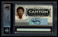 John Riggins 2006 Playoff National Treasures Canton Classics Signature #JR (BGS Authentic) at PristineAuction.com