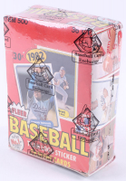 1982 Fleer Baseball Wax Box (BBCE Certified) at PristineAuction.com