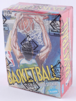 1989-90 Fleer Basketball Wax Box (BBCE Certified) at PristineAuction.com