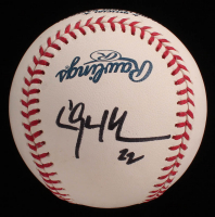 Clayton Kershaw Signed OML Baseball (PSA COA) at PristineAuction.com