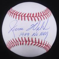 "Jerome Walton Signed OML Baseball Inscribed ""1989 NL ROY"" (TriStar Hologram) at PristineAuction.com"