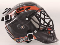 Ron Hextall Signed Flyers Mini Goalie Mask (JSA COA) at PristineAuction.com
