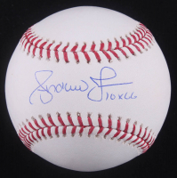 "Andruw Jones Signed OML Baseball Inscribed ""10x GG"" (TriStar Hologram) at PristineAuction.com"