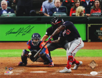 Howie Kendrick Signed Nationals 11x14 Photo (JSA COA) at PristineAuction.com