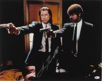 "John Travolta Signed ""Pulp Fiction"" 16x20 Photo (Beckett COA) at PristineAuction.com"