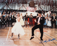 "John Travolta Signed ""Grease"" 16x20 Photo (Beckett Hologram) at PristineAuction.com"