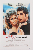 "John Travolta Signed ""Grease"" 12x18 Photo (Beckett COA) at PristineAuction.com"
