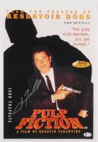"John Travolta Signed ""Pulp Fiction"" 12x18 Photo (Beckett COA) at PristineAuction.com"