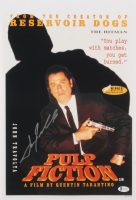 "John Travolta Signed ""Pulp Fiction"" 12x18 Photo (Beckett COA) at PristineAuction.com"