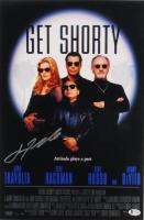 "John Travolta Signed ""Get Shorty"" 12x18 Photo (Beckett COA) at PristineAuction.com"