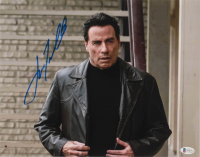John Travolta Signed 11x14 Photo (Beckett COA) at PristineAuction.com