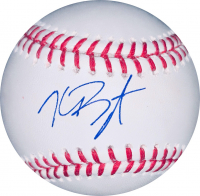 Mystery Ink Present And Future Baseball Box! 1 Current Star or Top Prospect Signed Baseball In Every Box! at PristineAuction.com