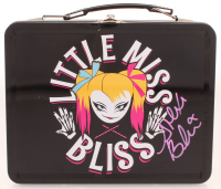 "Alexa Bliss Signed ""Little Miss Bliss"" Metal Lunchbox (JSA Hologram) at PristineAuction.com"