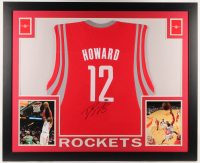 Dwight Howard Signed 35x43 Custom Framed Jersey (TriStar Hologram) (Imperfect) at PristineAuction.com