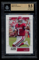 Kyler Murray 2019 Score #384 RC (BGS 9.5) at PristineAuction.com