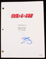 "J.J. Abrams Signed ""Mission Impossible III"" Movie Script (AutographCOA COA) at PristineAuction.com"