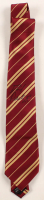 "Daniel Radcliffe Signed ""Harry Potter"" Gryffindor Neck Tie (AutographCOA COA) at PristineAuction.com"
