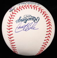 Gerrit Cole Signed 2019 World Series Baseball (PSA COA) at PristineAuction.com