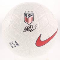 Megan Rapinoe Signed Team USA Soccer Ball (JSA COA) at PristineAuction.com