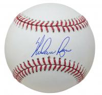 Nolan Ryan Signed OML Baseball (Beckett COA, MLB Hologram, and Ryan Hologram) at PristineAuction.com