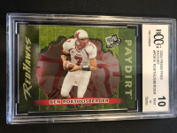 Ben Roethlisberger 2004 Press Pass Paydirt #PD6 (BCCG 10) at PristineAuction.com