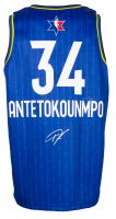 Giannis Antetokounmpo Signed 2020 All-Star Jersey (JSA COA) at PristineAuction.com