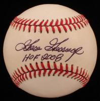 """Goose Gossage Signed OAL Baseball Inscribed """"HOF 2008"""" (PSA COA) at PristineAuction.com"""
