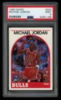 Michael Jordan 1989-90 Hoops #200 (PSA 9) at PristineAuction.com