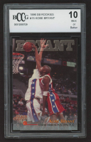 Kobe Bryant 1996 Score Board Rookies #15 RC (BCCG 10) at PristineAuction.com