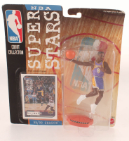 Kobe Bryant Lakers 1998 Action Figurine with Sealed Upper Deck Card at PristineAuction.com