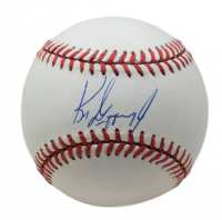 Ken Griffey Jr. Signed OAL Baseball (Beckett COA) at PristineAuction.com