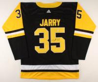 Tristan Jarry Signed Penguins Jersey (PSA COA) at PristineAuction.com