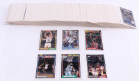 Complete Set of (396/396) 1992-93 Topps Basketball Cards with #1 Larry Bird, #141 Michael Jordan at PristineAuction.com