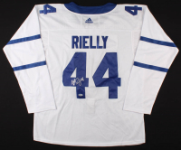 Morgan Rielly Signed Maple Leafs Jersey (Beckett COA) at PristineAuction.com