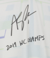 "Alyssa Naeher Signed Team USA Jersey Inscribed ""2019 WC Champs"" (JSA COA) at PristineAuction.com"