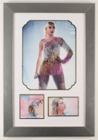 "Taylor Swift Signed 18x26 Custom Framed ""Lover"" Album Photo Display (JSA COA) at PristineAuction.com"