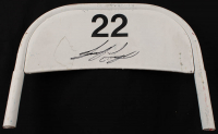 Joey Logano Signed Original #22 Daytona International Speedway Seat Back (Fanatics COA & PA COA) at PristineAuction.com