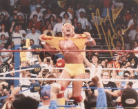 Hulk Hogan Signed 8x10 Photo (Schwartz COA) at PristineAuction.com