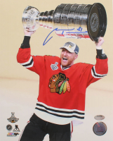 Marian Hossa Signed Blackhawks 8x10 Photo (Schwartz COA) at PristineAuction.com