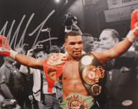 Mike Tyson Signed 8x10 Photo (Schwartz COA) at PristineAuction.com