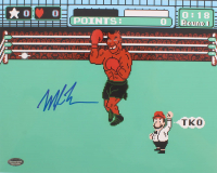 """Mike Tyson Signed """"Punch-Out!!"""" 8x10 Photo (Schwartz COA) at PristineAuction.com"""