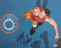 Will Perdue Signed Bulls 8x10 Photo (Schwartz COA) at PristineAuction.com