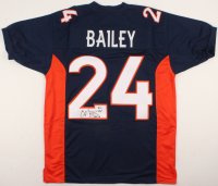 """Champ Bailey Signed Jersey Inscribed """"HOF 19"""" (Beckett COA) at PristineAuction.com"""