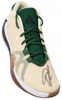 Giannis Antetokounmpo Signed Nike Zoom Freak 1 Basketball Shoe (JSA COA) at PristineAuction.com