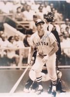 Carl Yastrzemski Signed Red Sox 18x24 Photo On Poster Board (JSA COA) at PristineAuction.com