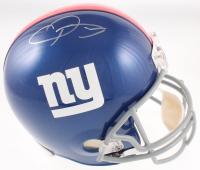 Odell Beckham Jr. Signed New York Giants Full-Size Helmet (JSA COA) at PristineAuction.com
