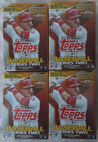 Lot of (4) 2020 Topps Series 2 Baseball Boxes at PristineAuction.com