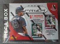 2020 Panini Prizm Baseball Trading Card Mega Box at PristineAuction.com