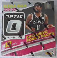 2019-20 Panini Donruss Optic Basketball Mega Box at PristineAuction.com